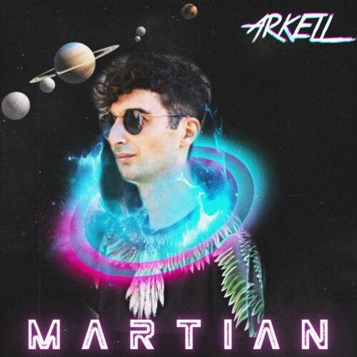 """""""MARTIAN"""" è il nuovo singolo spaziale di Dj Arkell con Digital Distribution Bundle, disponibile in tutti i migliori Digital Store & Piattaforme Streaming."""