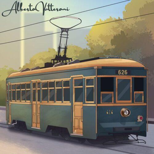 """""""626"""" è il nuovo singolo del cantautore Alberto Vatteroni con Digital Distribution Bundle."""